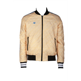 arena Bomber Team Jacke diamonds/white/yellow/black